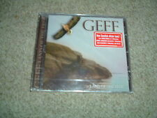 GEFF - LAND OF THE FREE - HARD / MELODIC ROCK - CD ALBUM - BRAND NEW & SEALED
