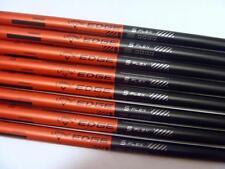 """9 New Callaway Golf Edge Stiff Flex Graphite Iron Shafts .370 42"""""""