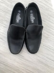 Mens Leather Shoe Size 8