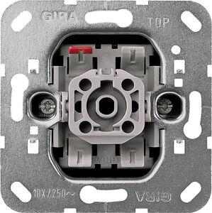 Gira Programm TX_44 IP44 UP Anthrazit Feuchtraum Steckdose Schalter Wippe -Ausw.