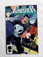 The Punisher #4 (Nov 1987, Marvel) VF