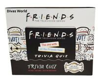 Friends The Tv Series Trivia Quiz Cards Game The One With All The Friends Fans