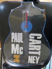 Paul McCartney One On One Tour Clock - Vip's Only - New - Sealed