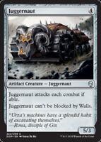 4x Juggernaut MTG Dominaria NM Magic Regular
