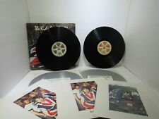 The Who: The Kids Are Alright MCA Records 2X LP w/ Inserts MCA2 6899 Grade: VG