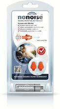 Noise filtration Precision Ear Plugs by NoNoise