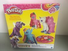 """Play-Doh """"My Little Pony"""" Make 'N Style Ponies Playset - NEW Factory Sealed"""