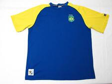 2010 South Africa World Cup BRASIL Jersey Vintage Retro 97