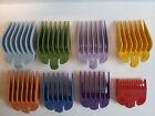 Wahl Colour Clipper Attachment Comb Guard - No: 1 2 3 4 5 6 7 8