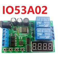IO53A02  DC/AC Motor Reversible controller Module Timing Delay Cycle Limit Relay