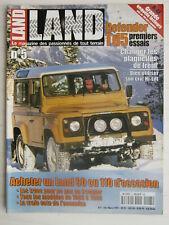 LAND N° 5 / Land Defender TD5 /acheter un Land 90 OU 110 d'occasion de 1983 à 90