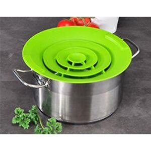 Emsa Smart Kitchen Silikon Spritzschutz Pfannenschutz Bratschutz 514559