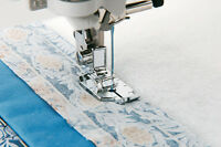 Metal Patchwork Topstitch Quilting Foot for Kenmore Sewing Machine