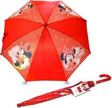 Infantil Minnie Mouse Rojo PARAGUAS ESTILO 3609