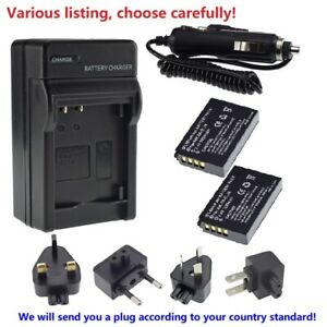 EN-EL20, EN-EL20A Battery or charger for Nikon Coolpix P1000, Coolpix A Cameras