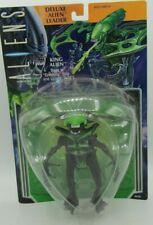 Kenner Aliens V Predator 1994 Deluxe Alien Leader Action Figure Mint Carded New