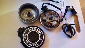 allumage electronique 6v gros cône avec bobine et cdi peugeot 103