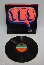 Yes-same | Atlantic 1975 | vg +/vg + | cleaned vinyl LP