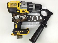 New DEWALT DCD996  20V MAX  Lithium Ion Brushless 3-Speed Hammer Drill (Bare)