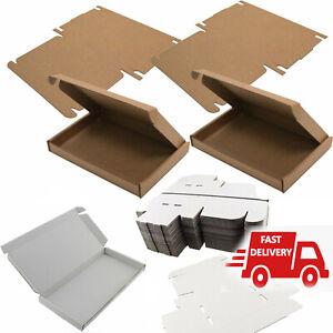 A5 C5 Brown Cardboard Envelopes Royal Mail Large Letter Postal Posting Box White