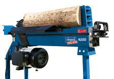 Holzspalter liegend scheppach HL650 - 230V  2,2 KW  6,5 Tonnen  BETRIEBSBEREIT