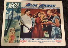 BLUE HAWAII LC 61 Elvis Presley, Joan Blackman, Angela Lansbury, rock 'n' roll