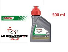 OLIO FORCELLA FORK OIL CASTROL 20W 500 ML FORCELLE MOTO SCOOTER