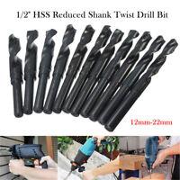 Les forets en métal HSS ont réduit le foret 12mm-22mm pour le bois acier