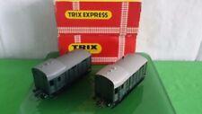 Epoche III (1949-1970) Modellbahnen der Spur H0 mit Güterzugbegleitwagen
