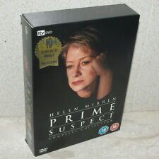 Prime Suspect - Complete Collection 10 DVD Box Set (Reg.2 PAL) LikeNew