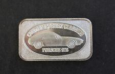 1983 Porsche 928 Continental Coin Corp CCC-18 Silver Art Bar P0782