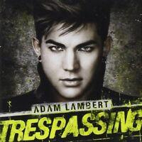 Adam Lambert - Trespassing [CD]