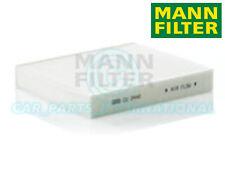 Mann Hummel Interior Air Cabin Pollen Filter OE Quality Replacement CU 2440