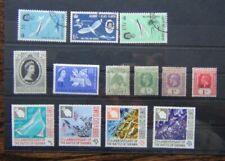 Gilbert & Ellice 1953 Coronation 1963 FFH MM 1964 Air FU 1968 Tarawa MNH