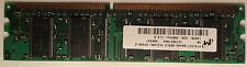 MT4VDDT1664AG-265C3 128MB DDR PC2100U-25330-Z 266MHz CL2.5 RAM