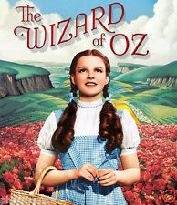 THE WIZARD OF OZ BLU-RAY DISC ONLY - AUTHENTIC US RELEASE