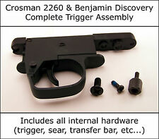 Crosman 2260 & Benjamin Discovery Complete Trigger Assembly sear transfer bar