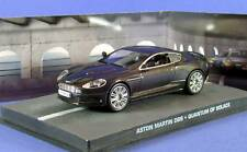 ASTON MARTIN DBS QUANTUM OF SOLACE JAMES BOND 007 1/43 UNIVERSAL HOBBIES FABBRI