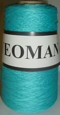Yeoman Yarn Cannele Corded Mercerised Cotton 4ply 245g 850m Choice of Colours