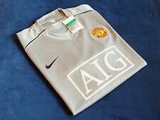 BNWT Manchester United Shirt Player Issue EPL Season 2007-2008 Goalkeeper  XL