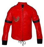 Burt Reynolds Smokey And The Bandit Out Leather Jacket - BNWT