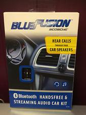Scosche-BT1200 Bluetooth Handsfree & Streaming Audio Car Kit