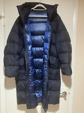 Uniqlo Jil Sander J XL Men's Light Down Volume Hooded Coat Puffer Jacket Black