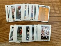 1986 Topps  Major League Baseball Minis Set  (66)  NrMt