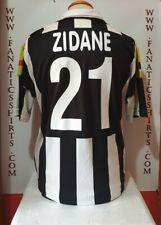 Nº21 ZIDANE Juventus Turin 2000-2001 Lotto Camiseta Futbol  Shirt Trikot Maglia