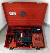 Tassellatore a percussione a Batteria Hilti TE6A