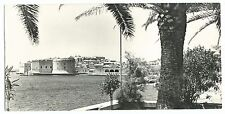 Dubrovnik, RP PPC Panoramic View of Castle & Harbour c 1950's