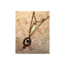 Pendentif - Steampunk - Poulpe - Fiole - Noxlacrima
