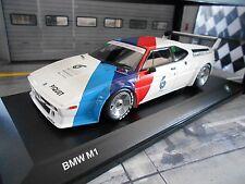 Bmw m1 Procar series racing 1979 #6 piquet m DIECAST Minichamps Heritage 1:18