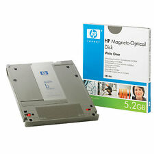 """NEW HP 88146J Write-Once Magneto-Optical 5.25"""" Disk 5.2GB WORM"""